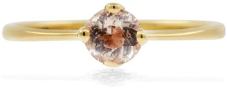 Lee Renee Morganite Petal Ring - Gold