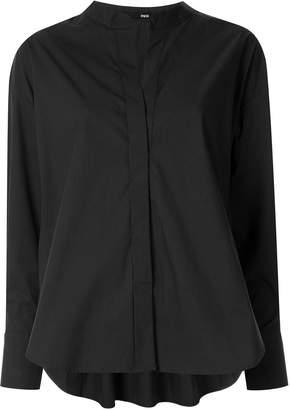 Frei Ea Skipper high-low hem shirt