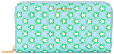 Miu Miu stars zip around wallet - women - Calf Leather - One Size