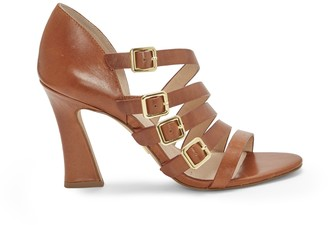 Louise et Cie Women's Isoldah In Color: Peanut Britt Shoes Size 5 ARLES SNAKE/JELLY PV From Sole Society