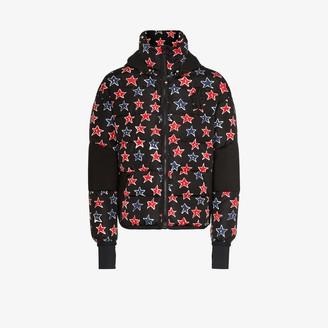 MONCLER GENIUS Gollinger star print puffer jacket