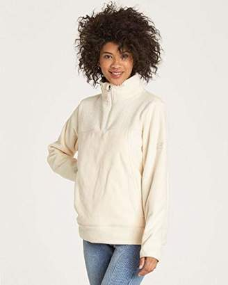 Billabong Women's A/Div Boundary Half-Zip Pullover Fleece