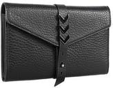 Mackage Atlas Black Envelope Wallet