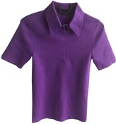 Alexander Wang Purple Top for Women