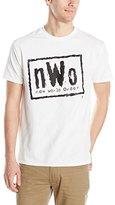 WWE Men's NWO-Logo T-Shirt