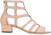 Jimmy Choo cut-out gladiator sandals
