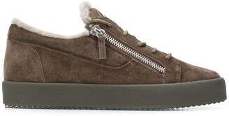 Giuseppe Zanotti Frankie Winter low-top sneakers