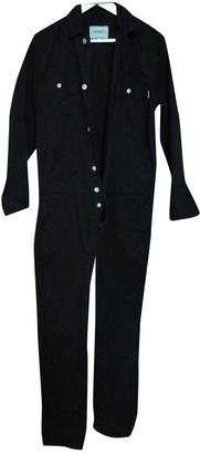 Carhartt Wip Black Cotton Jumpsuit for Women