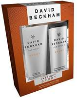 Beckham Instinct Sport Body Spray and Shower Gel by