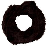 Adrienne Landau Knitted Fur Snood w/ Tags