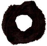 Adrienne Landau Knitted Fur Snood w/ Tags
