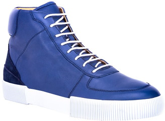 English Laundry Aiden Leather High Top Sneaker