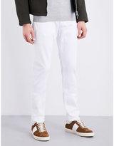 Armani Jeans J06 Slim-fit Straight-leg Jeans