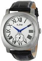 A Line a_line Women's AL-80023-02-BK Pyar Analog Display Japanese Quartz Black Watch