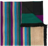 Missoni striped scarf - unisex - Wool - One Size