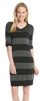 Amy Byer Striped Shift Dress