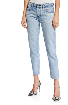 Moussy Camilla Tapered Crop Jeans