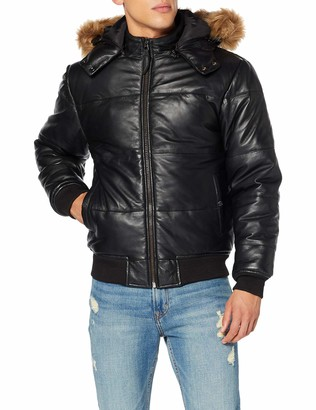 Schott NYC Men's Lc950X Leather Jacket
