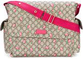 Gucci Kids - GG Supreme Diaper Bag