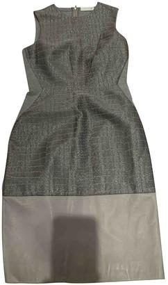 Richard Nicoll Anthracite Cotton - elasthane Dress for Women