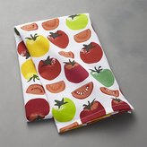 Crate & Barrel Heirloom Tomato Dish Towel