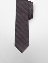 Calvin Klein Steel Red Hot Stripe Tie