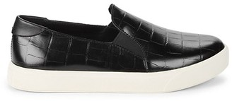 Cole Haan Grandpro Croc-Embossed Leather Sneakers
