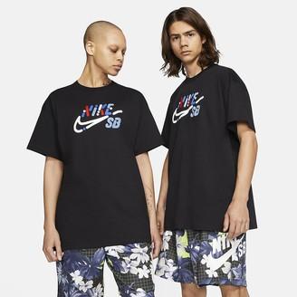 Nike Men's Logo Skate T-Shirt SB