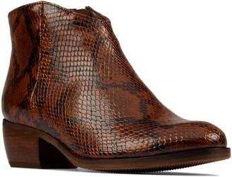 Clarks Mila Myth Ankle Boot