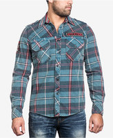 Affliction Men's Eastside Woven Shirt