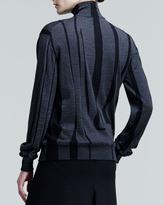 Jil Sander Pouesia Seamed Midi Skirt