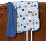 Bed Bath & Beyond TOO GOOD™ by Jenny McCarthy Play Ball Organic Blanket, 100% Cotton