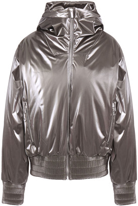 Fusalp Melly Metallic Shell Hooded Jacket