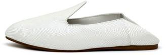 La Babouche Loafer Slip-On - Pearl