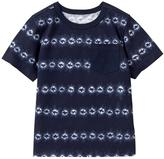 Gymboree Pattern Pocket Tee