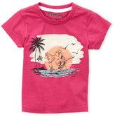 True Religion Toddler Girls) Beach Buddha Tee