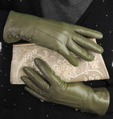 Southcombe Gloves Kate. Women's Silk Lined Button Leather Gloves