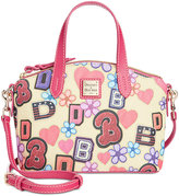 Dooney & Bourke Varsity Ruby Mini Satchel