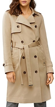 Soia & Kyo Liana Double-Breasted Trench Raincoat - 100% Exclusive