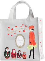 LADUREE Russian Doll Shopping Bag - Small