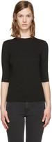Acne Studios Black Idra T-shirt