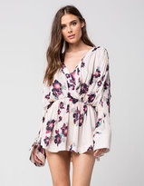 Free People Tuscan Dreams Womens Tunic