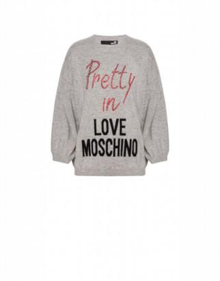 Love Moschino Sweater Pretty In Love