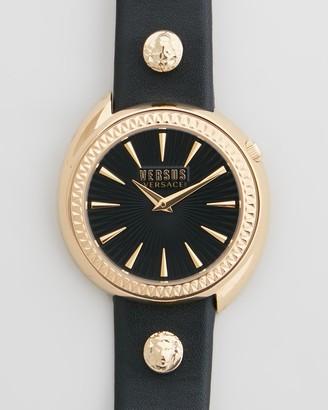 Versace Tortona Analogue Watch