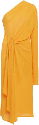 Dodo Bar Or Hanna Cold-Shoulder Jersey-Knit Midi Dress