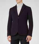 Reiss Charlie Boiled Wool Blazer