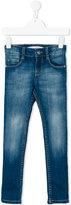 Levi's Kids - skinny fit jeans - kids - Cotton/Elastodiene/Polyester - 4 yrs
