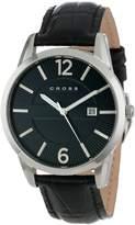 Cross Men's CR8002-01 Gotham Classic Quality Timepiece Watch