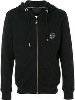 Philipp Plein Dream zipped hoodie - men - Cotton - M