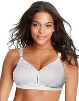 Just My Size Women's Lingerie JMS Perfect Lift Wirefree Bra